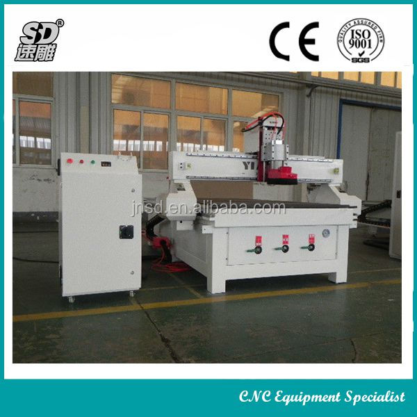 High speed & Factory price SD-1325 (1300*2500*200mm) cnc router for sale uk