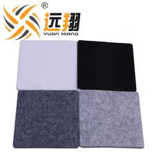 Factory direct sales 3mm gray needle punched fire resistant carpet base fabric