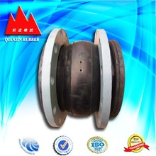 Types of industrial products pipe joint flexible rubber coupling with flange