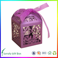 Factory supply best quality customize chocolate cardboard gift boxes with handle