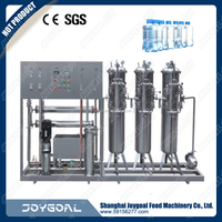 PET Bottle Water Treatment Equipment / Drinking Water Treatment Plant