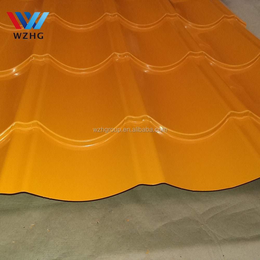 First grade /metal foam Color roof panels corrugated steel sheet from china supplier
