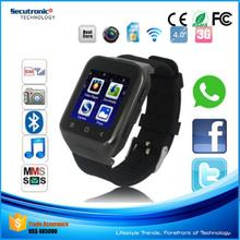 Import Items GSM Wifi Android No.1 G2 Smartwatch with 5M Camera for Samsung Wrist Watch Phone