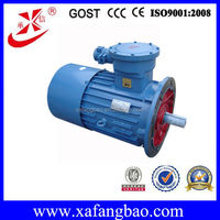 explosion electric motor for conveyor, high protection class 40kW