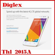 Original New Arrival Thl 4g Lte Android Phone Android 5.1os 2GB+16GB MTK6735 Quad core Play Store GPS THL 2015A Mobile Phone