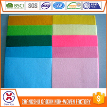 Customized supplier solid reputation tennis ball felt rolls material
