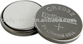 lithium button cell CR2032 3v lithium battery