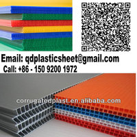Twin Wall PP Hollow Sheet Construction Protection