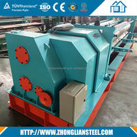 Aluminium roofing sheet making machine with automatic cutting