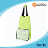 Customized portable shopping bag with wheel