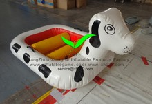 2M long inflatable big water for kids dog Inflatable Water Dalmatians