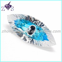 Perfect Marquise Cut Shiny Artificial Gems