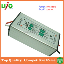 china supplier ip66 waterproof 50w led driver 12v 24v 1500ma constant current driver led for outdoor led light