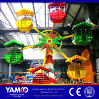 [Yamoo] Kids Love!! Amusement Park Rides Children Games Small Ferris Wheel For Sale!