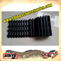 hot sale truck accessories snow blower rubber track for vehicles