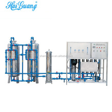 RO mini water filtration equipment welcome mineral water plant
