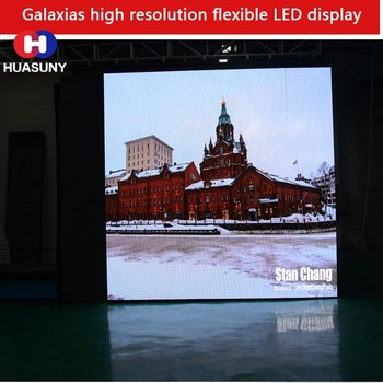 P4mm Indoor HD LED Display Screen for Stage&Rental,portable led display, led curtain