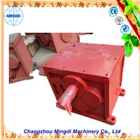 Changzhou Wire cable tractors used BLY133.A Conical Gear box Reducer Transmission Parts with 27 stage speed ratio