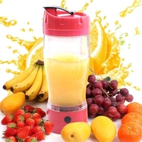 Factory provide 650ml plastic bpa free electric protein shaker water bottle joyshaker cups with storage
