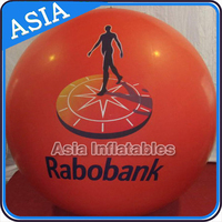 Custom made advertising inflatable helium balloon for sale