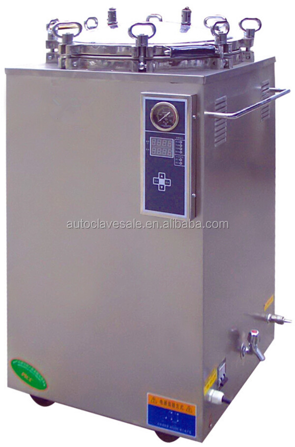 Bluestone Digital Quality Vertical Pressure Steam Sterilizer