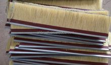 Natural sisal hemp strip for sanding machine industrial brushes made in china