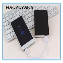 Customized 4000mAh Battery Bank Universal Thin Bank Power Retail Package For iPhone 6 Plus