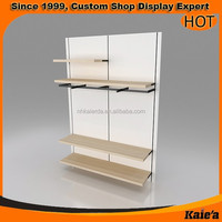 retail store wall panel clothes display decorative wall panel