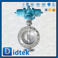 International Agent Manual types of butterfly valves