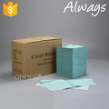 [ALWAYS] New Products Industrial Cleaning Polyester cleaning wipes nonwoven fabric