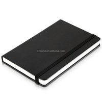 Eco Friendly Pu Diary Leather Notebook