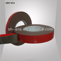 acrylic thin adhesive foam tape with red liner china manufacturer