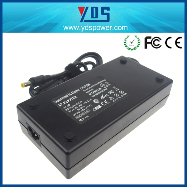 19V 7.9A 150W ac/dc power adapter, laptop ac power adapter and charger, laptop ac adapter