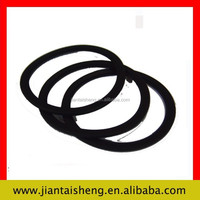 Shock proof clear white round silicone gaskets