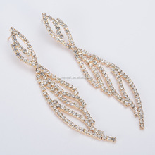 Fashion Handmade Earring Pictures Of Gold Earrings ZW-0039