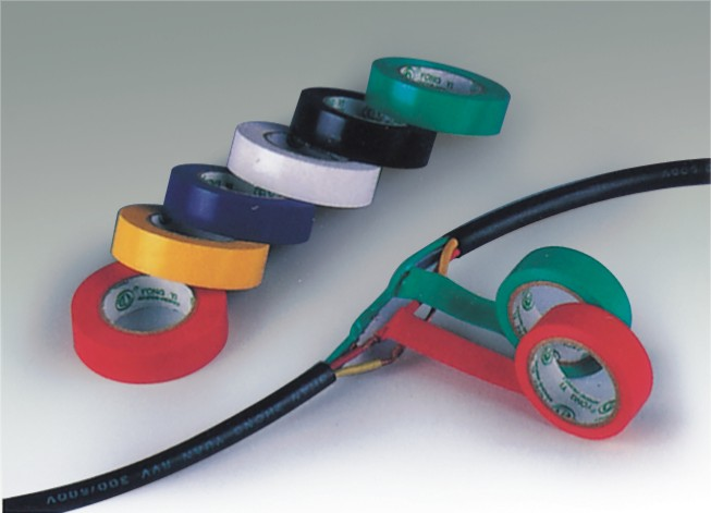 electrical PVC automobile wiring harness insulation tape