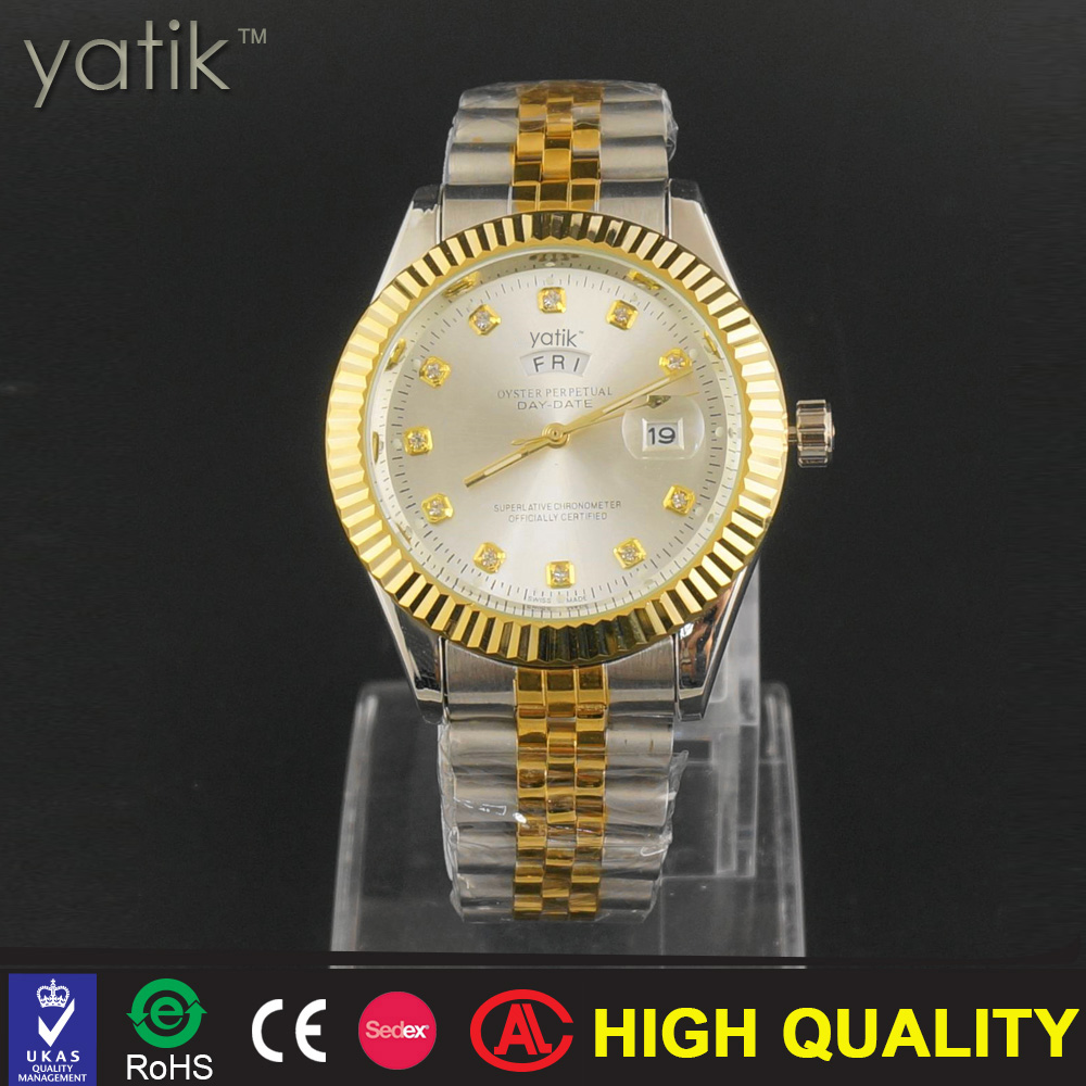 expensive brand rolexable watch high quality wholesale rollex chrome watches