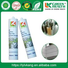Well-Known Brand Sanitary Construction Chemicals Silicone Sealant