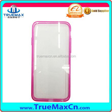 TOP Quality Ultra Thin Slim Plastic Transparent Case for iphone 6 4.7 Inch, Crystal Hard Cover for iphone 6