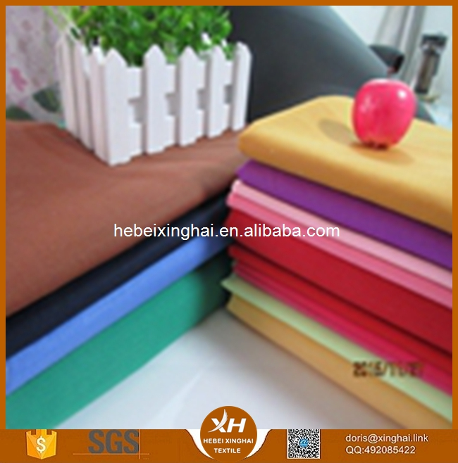 T/JC 65/35 45X45 110X76 dyed fabric for garment