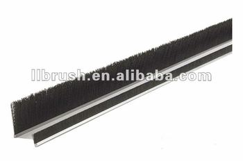 block dust strip brush for doors and windows