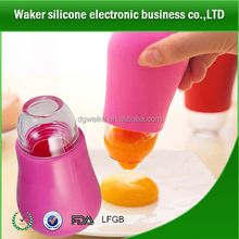 Popular New Design Washable Silicone Egg Yolk Separator