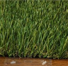 Autumn yellow green dry green artificial grass synthetic turf