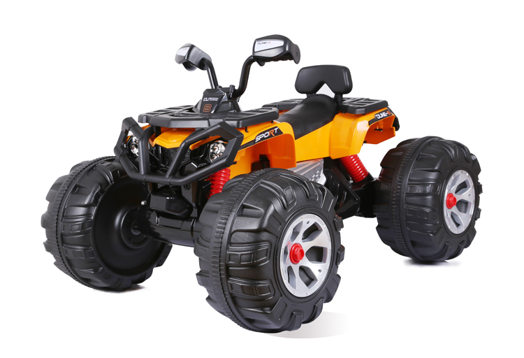 2293188-12V newest children's battery operated kids electric beach motorcycle cars