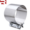 3 inch stainless band clamps exhaust clamp