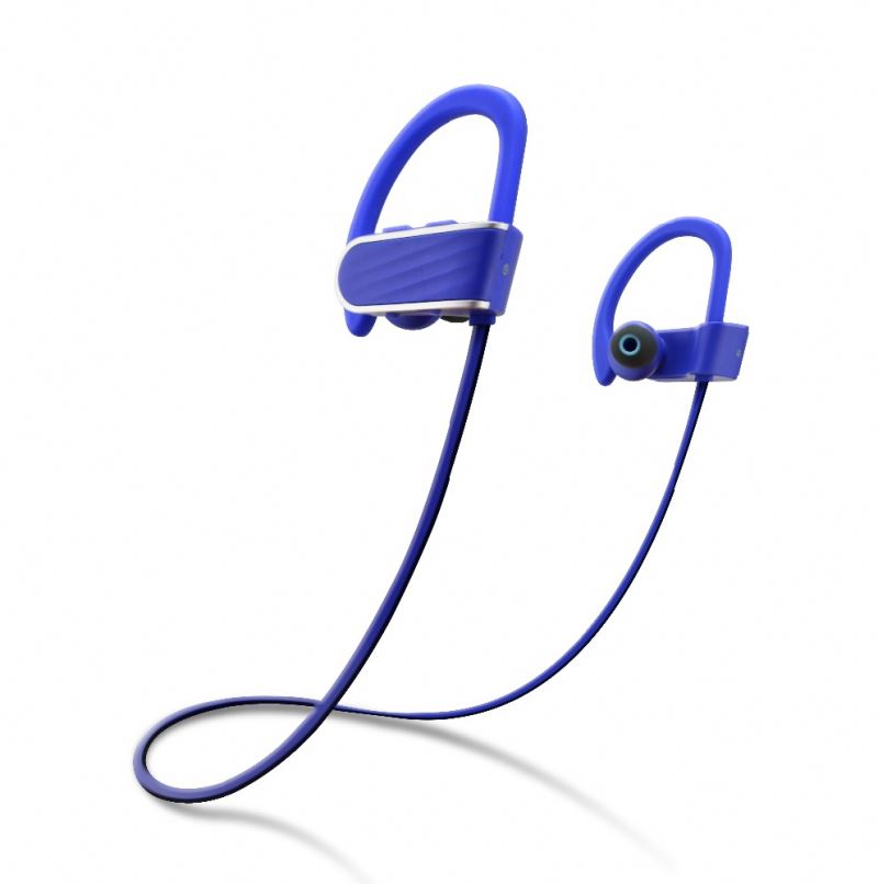 Mobile accessories stereo bluetooth earphones with IPX7 waterproof function RU13