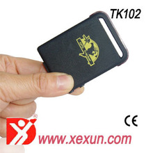 cheapest and smallest hidden gps tracker for children Xexun tk102 3g gps tracker
