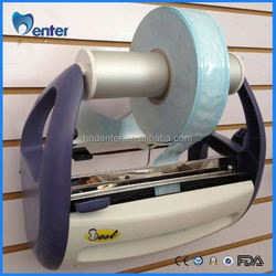 Wall Hanging Dental Packer Sealer Dental Sealing Machine bag sealer with cutter