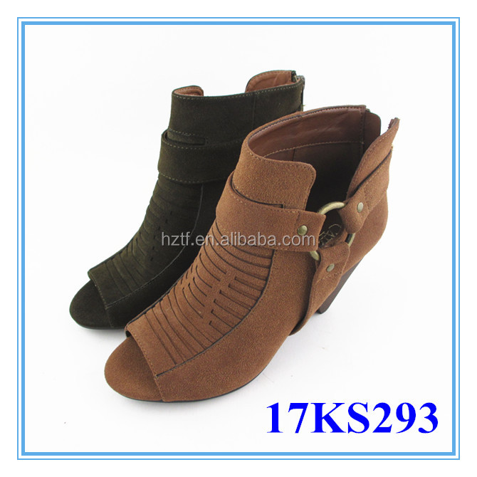 New Fashion Ladies High Heels Pointed Toe Women Shoes