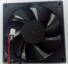 speed RPM CFM 80X80X20mm 8020 dc brushless high flow fan 12v